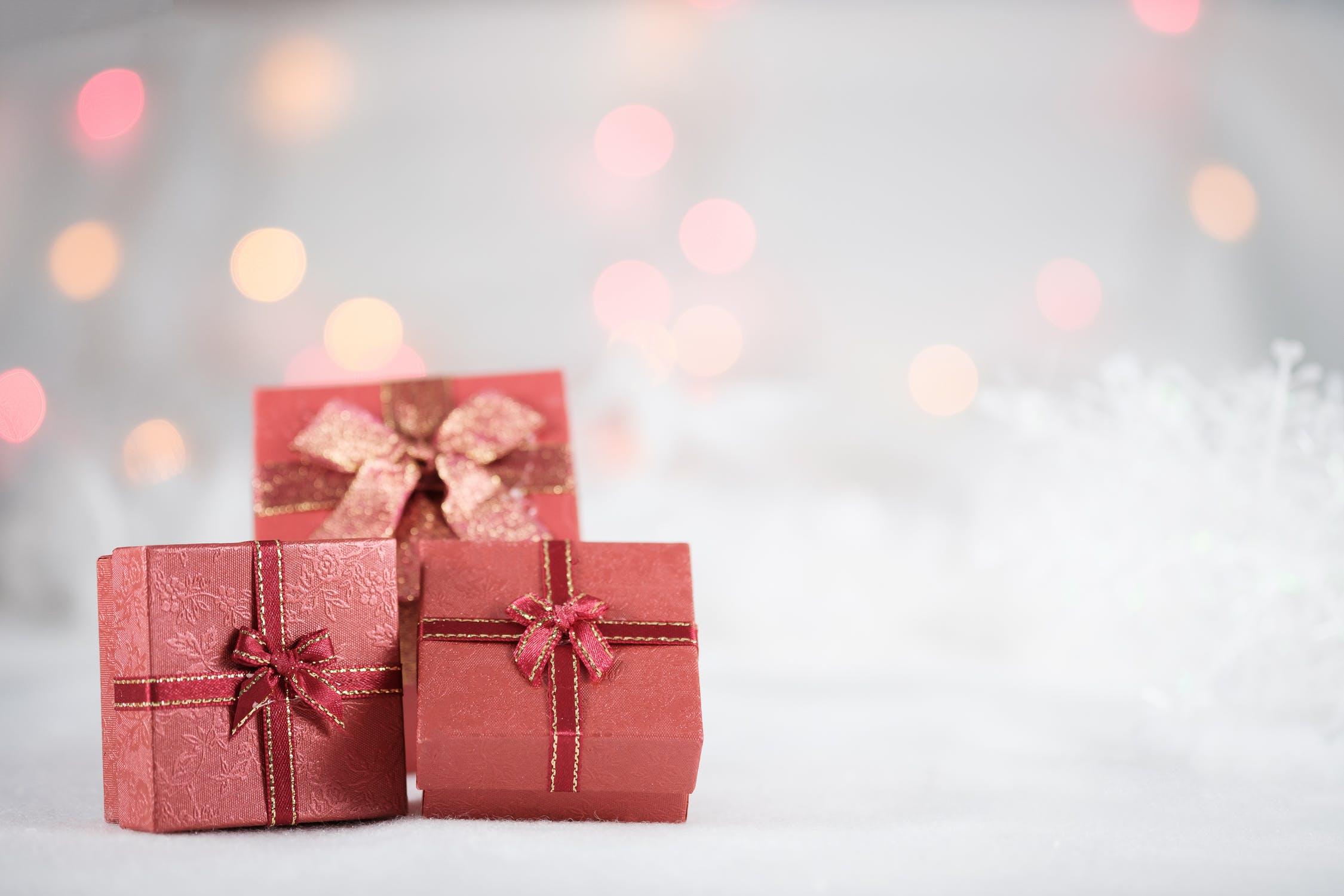 3 leuke kerstgeschenken